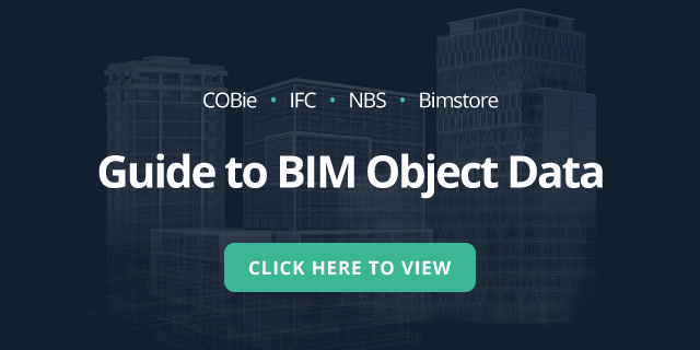 Guide to BIM Object Data